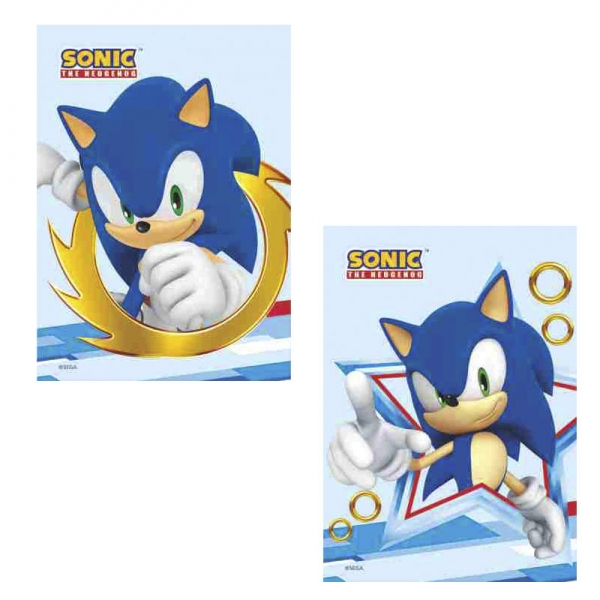 Invitacion X10 Sonic