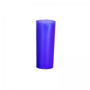 cotillón fiesta, descartables en mendoza, descartables para fiestas, ofertas en mendoza, vasos descartables, Vaso trago largo azul