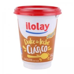 Dulce de leche Ilolay