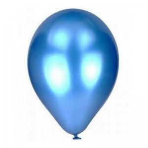 Globo perlado azul