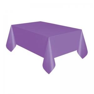 Mantel violeta descartable