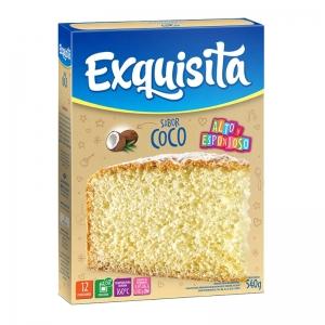 Bizcochuelo Exquisita coco por 540 gr. en Mendoza.