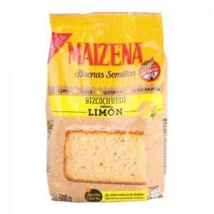 Maizena bizcochuelo limón por 500 gr. en Mendoza.