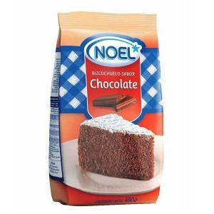 Noel bizcochuelo chocolate por 460 gr. en Mendoza