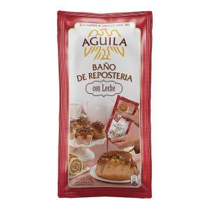 Baño de repostería con leche Aguila en Mendoza.