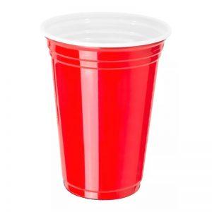cotillón fiesta, descartables en mendoza, descartables para fiestas, ofertas en mendoza, vasos descartables, Vaso americano 300ml.