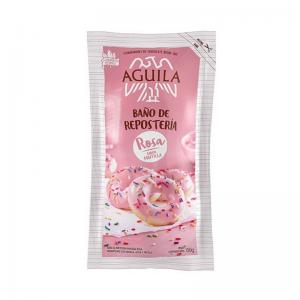 Baño de repostería rosa Aguila en Mendoza.
