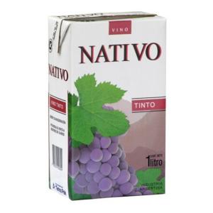 nativo tinto tetra pack ofertas de vinos en supermercados casa segal Mendoza