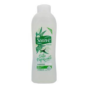 shampoo suave aloe vera y pepino ofertas de supermercado en Mendoza
